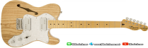 Squier Vintage Modified 72 Telecaster Thinline Maple Neck