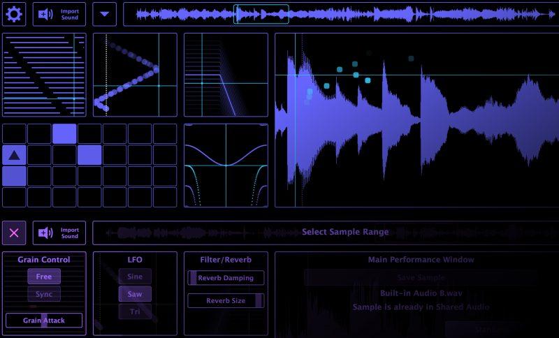 SpaceCraft screen new