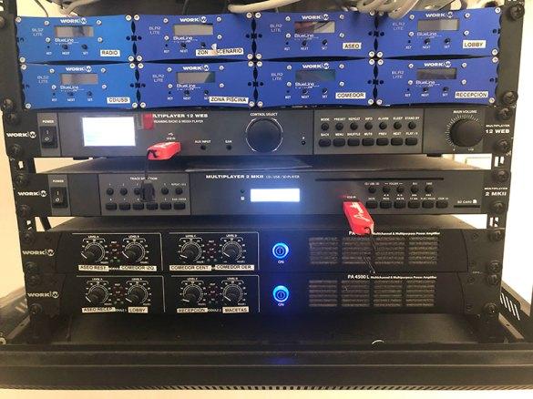 Hotel Smy AudioProcessingRack