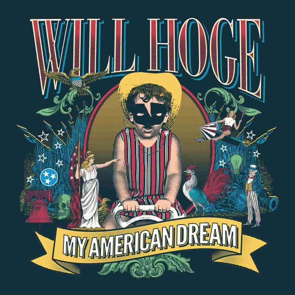 Will Hoge My American Dream album cover