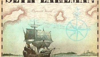 A Pilgrim's Tale album cover - an image of The Mayflower