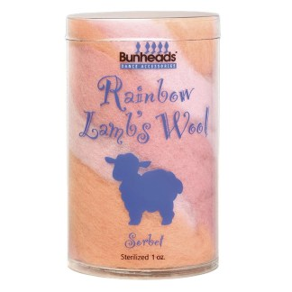 Bunheads-BH401-Rainbow-Lambs-Wool