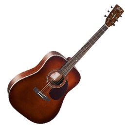 Cort EARTH70 Solid Top Acoustic Guitar
