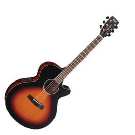 Cort SFXE-3TSS SFX Slim Body Acoustic/Electric Guitar
