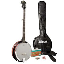 washburn-b8k-banjo-pack