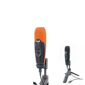 CAB U37 Orange and Black USB mic