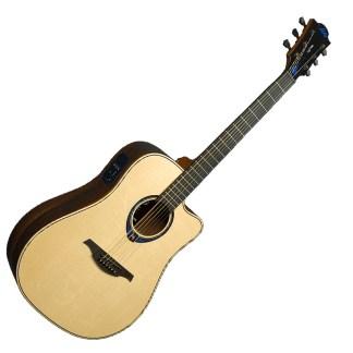 Lag HyVibe THV30 Guitar