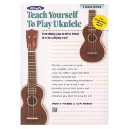 Alfred's Teach Yourself to Play Ukulele (C-Tuning)