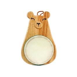 Green Tones Mama Bear Drum