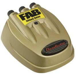 Danelectro FAB D-8 Delay 600ms Pedal