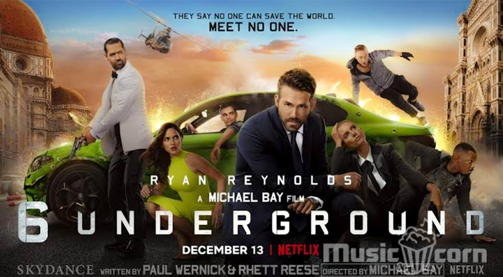 6 Underground Soundtracks - Netflix