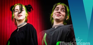 Billie Eilish is self-directed her new music video, xanny. -musiccorn