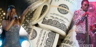 Cardi B, migos, money,offset