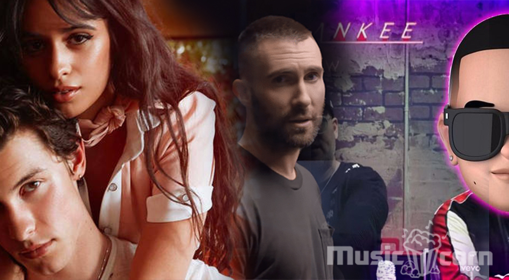 Top 10 Most Viewed music videos of 2019 - Youtube