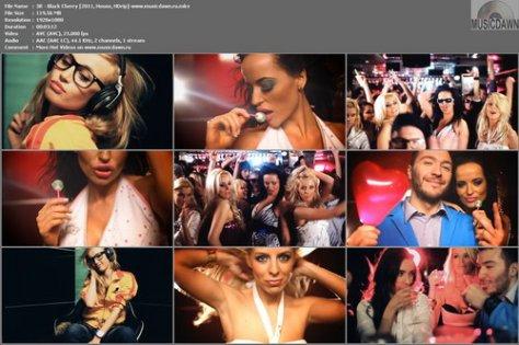 3R – Black Cherry [2011, HD 1080p] Music Video (Re:Up)