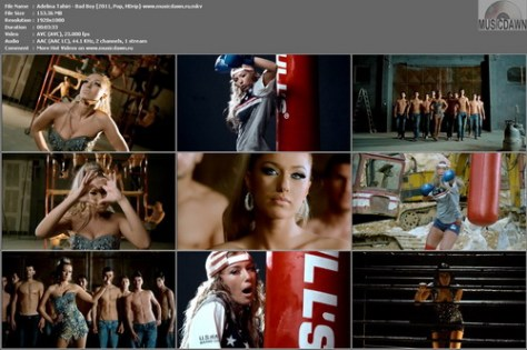 Adelina Tahiri – Bad Boy [2011, HD 1080p] Music Video