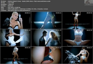 Andreea Banica ft. Dony – Samba [2009, HD 720p] Music Video (Re:Up)