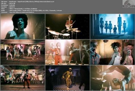 Beatfreakz - Superfreak (2006, Electro, DVDrip)