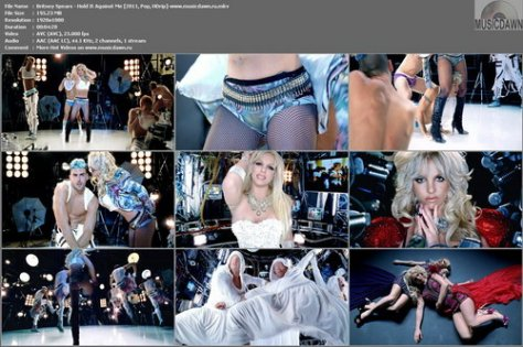 Britney Spears – Hold It Against Me [2011, HDrip] Music Video (Re:Up)