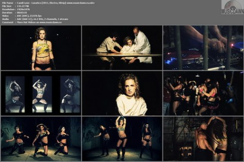 Candi Lynn - Lunatics (2011, Electro, HD 1080p)