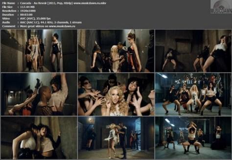 Cascada - Au Revoir (2011, Pop, HD 1080p)