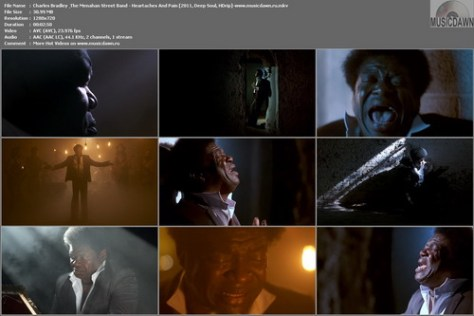 Charles Bradley & The Menahan Street Band - Heartaches And Pain (2011, Deep Soul, HD 720p)
