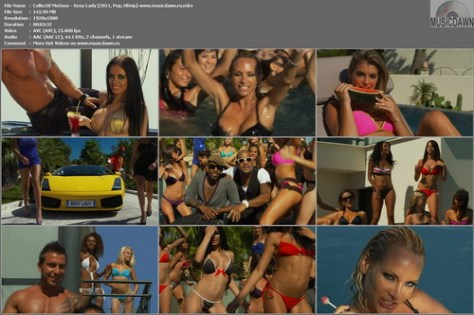Collectif Metisse – Sexy Lady [2011, HD 1080p] Music Video