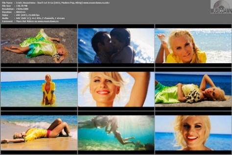 Cristi & Housetwins - Don't Let It Go (2012, Modern Pop, HD 1080p)