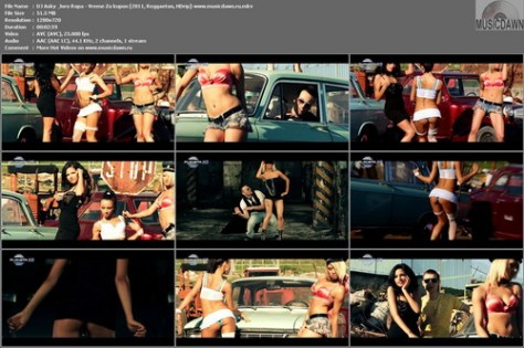 DJ Asky и Жоро Рапа – Време за купон | DJ Asky & Joro Rapa – Vreme Za kupon [2011, HD 720p] Music Video