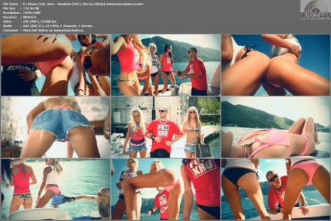 DJ Shone Feat. Juice - Bambola (2011, Electro, HD 1080p)
