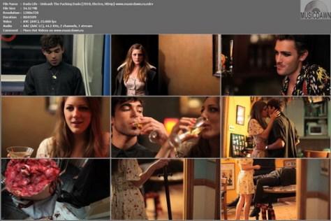 Dada Life - Unleash The Fucking Dada (2010, Electro, HDrip)