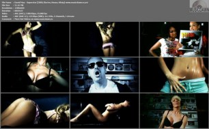 David May – Superstar [2009, HDrip] Music Video (Re:Up)