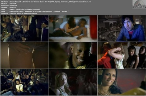 Dizzee Rascal ft. Calvin Harris and Chrome – Dance Wiv Me [2008, DVDRip] Music Video (Re:Up)