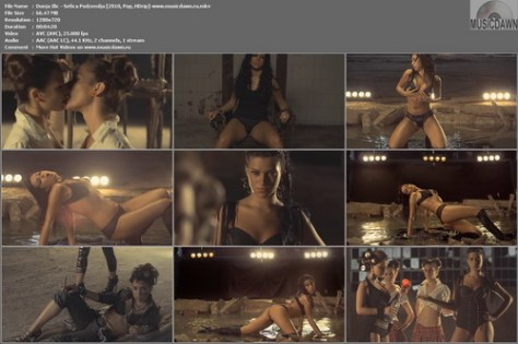 Dunja Ilic – Sefica Podzemlja [2010, HD 720p] Music Video