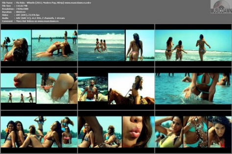 Flo Rida – Whistle [2012, HD 1080p] Music Video