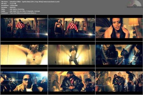 Ghostface Killah - 2getha Baby (2011, Rap, HDrip)
