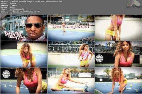 Grafik Ruffin - Sex On My Mind (2010, Hip-Hop, HDrip)