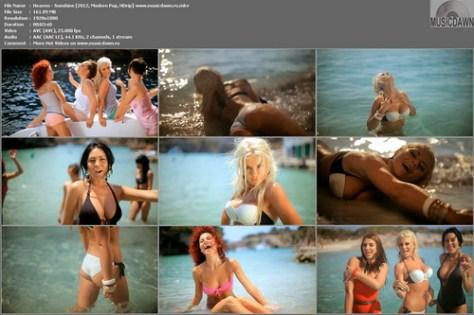Heaven – Sunshine [2012, HD 1080p] Music Video