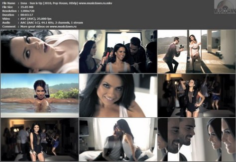 Inna - Sun is Up (2010, Pop House, HDrip)