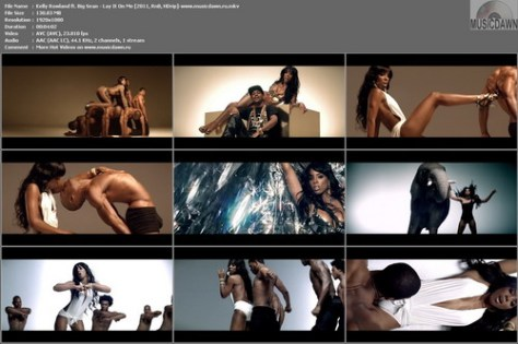 Kelly Rowland ft. Big Sean – Lay It On Me [2011, HD 1080p] Music Video