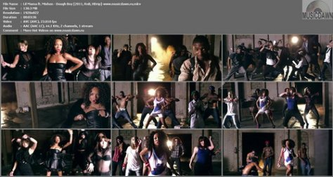 Lil Mama ft. Mishon - Dough Boy (2011, RnB, HDrip)