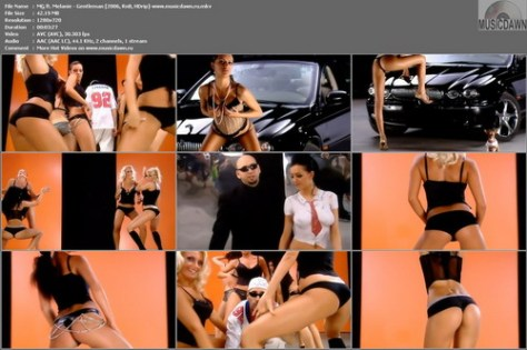 M&G ft. Melanie – Gentleman [2006, HD 720p] Music Video