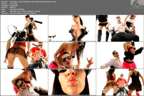 MC Yankoo – Slatka Mala [2011, HD 1080p] Music Video