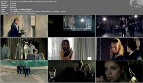 Mando Diao – Gloria [2009, SATrip] Music Video