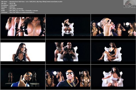 Omarion feat. Rick Ross – Let's Talk [2012, HD 1080p] Music Video