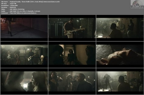 Raphael Saadiq – Stone Rollin' [2011, HDrip] Music Video