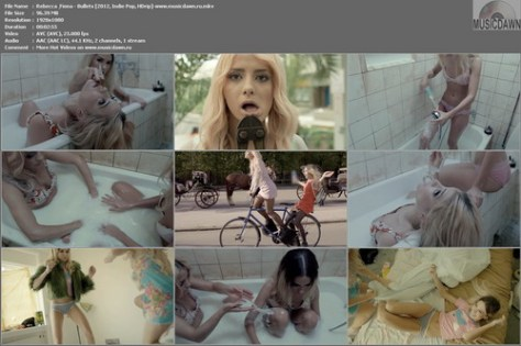 Rebecca & Fiona – Bullets [2012, HD 1080p] Music Video