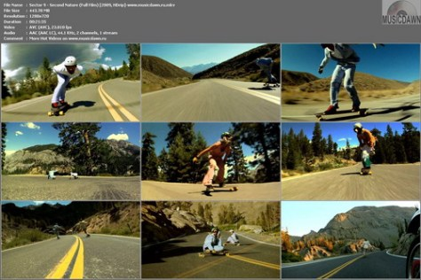 Sector 9 - Second Nature (Full Film) 2009, HDrip