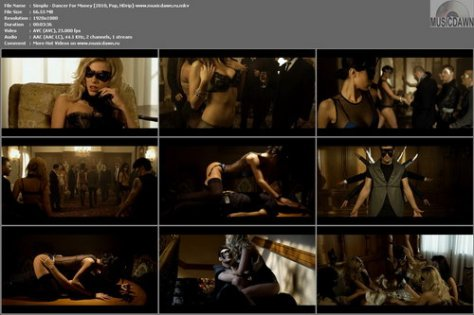 Simplu – Dancer For Money [2010, HDrip] Music Video