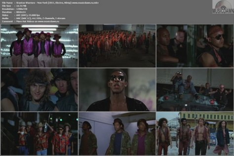 Stanton Warriors - New York (2011, Electro, HDrip 720p)